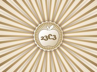 23C3 Logo